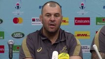 Cheika counts on experience for Wallabies' World Cup opener