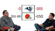 Rams @ Browns Betting Preview