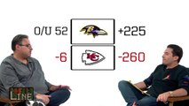 Ravens @ Chiefs Betting Preview
