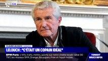 """Lelouch sur la mort de Charles Gérard: """"C'était un copain idéal"""""""
