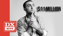 Mac Miller's $11M Fortune Reportedly Divided Between Family & Friends