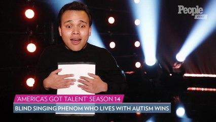 Kodi Lee, Singing Phenom Who Is Blind and Has Autism, 22, Wins America's Got Talent Season 14
