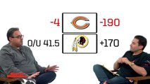 Bears @ Redskins Betting Preview