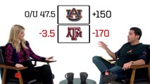 Auburn @ Texas A&M Betting Preview