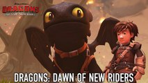 Dragons: Dawn of New Riders - Trailer de lancement