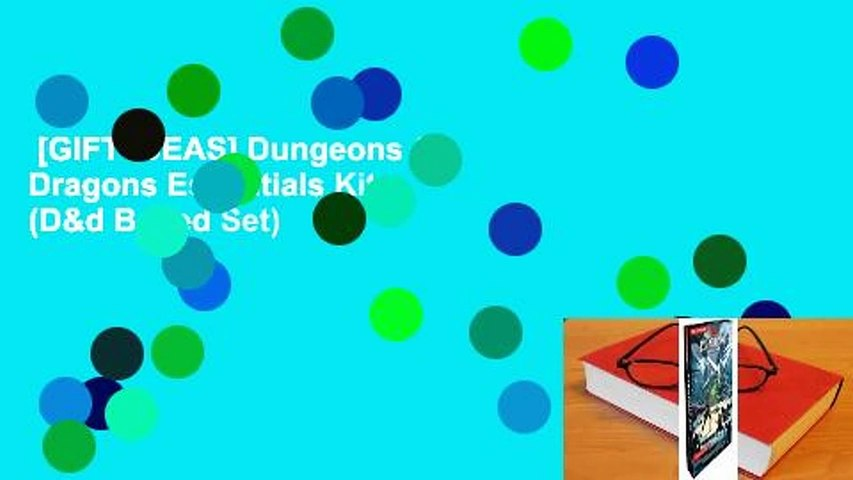 [GIFT IDEAS] Dungeons & Dragons Essentials Kit (D&d Boxed Set)