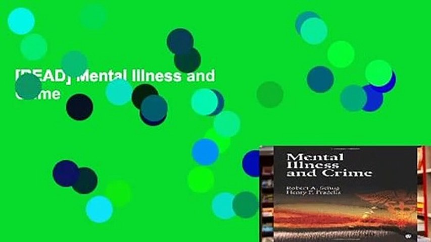 [READ] Mental Illness and Crime