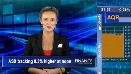 Osteopore floats after oversubscribed IPO: Aus shares 0.3% higher at noon