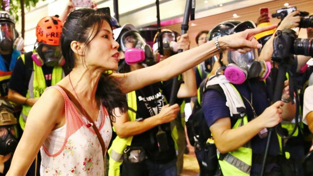 Hong Kong Struggles To Restore Normalcy After October 1 Anniversary Protests