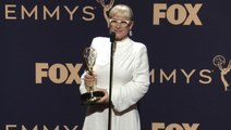 Patricia Arquette | Backstage at the Emmys
