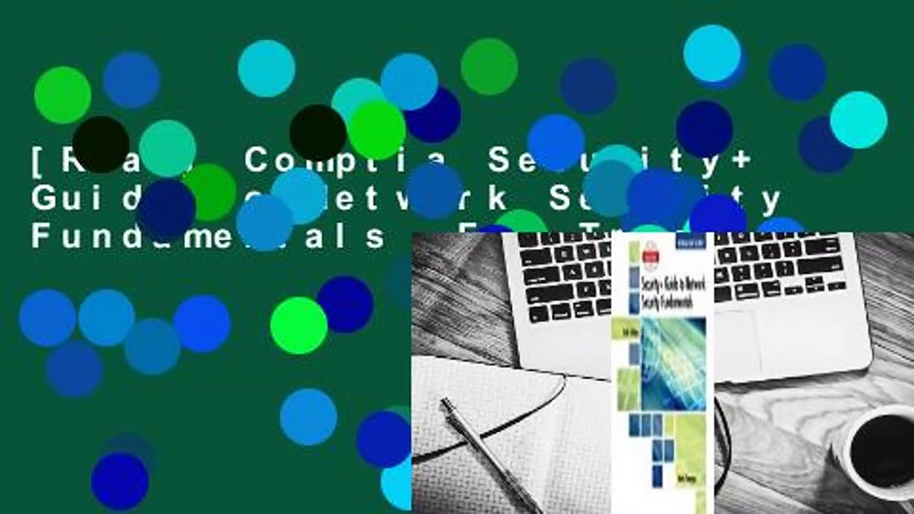 [Read] Comptia Security+ Guide to Network Security Fundamentals  For Trial