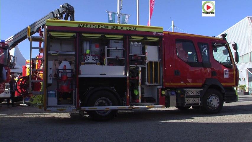 CongresSP2019: Expo véhicules - Vannes Télé