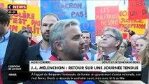 Résumé de la première journée du procès de Jean-Luc Mélenchon