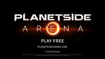 PlanetSide Arena - Bande-annonce de gameplay
