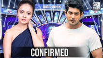 Meet Devoleena And Siddharth The First Two Contestants Of Bigg Boss 13