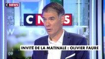 L'interview d'Olivier Faure