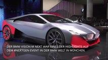 Der BMW Vision M NEXT – die Zukunft des sportlichen Fahrens