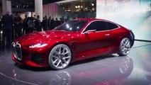 Das BMW Concept 4 – ästhetische Essenz eines modernen BMW Coupés