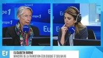 """XL Airways en cessation de paiements : """"On va être très attentifs pour préserver l'emploi"""", assure Elisabeth Borne"""