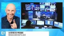 """Patrick Balkany : """"Mélenchon risque la prison ? Chouette, un copain de cellule !"""" (Canteloup)"""