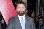 Zach Galifianakis apologised to 'hot idiot' Bradley Cooper