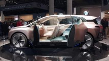 BMW Vision iNEXT at the Frankfurt International Motor Show 2019