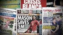 La presse espagnole se régale de la crise au Real Madrid, le football autrichien en folie