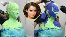 Kangana Ranaut's Prosthetic make up for Jayalalithaa's biopic Thalaivi will SHOCK you | FilmiBeat
