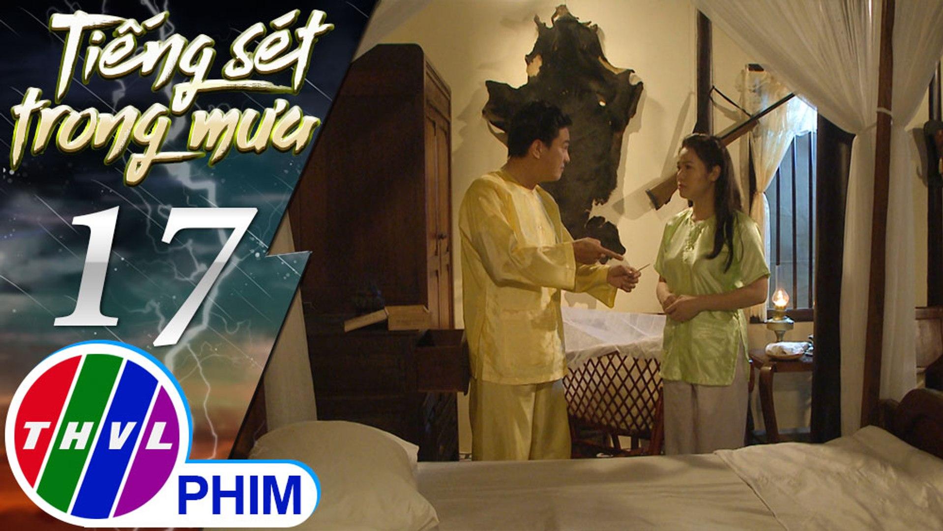 THVL | Tiếng sét trong mưa - Tập 17[5]: Khải Duy ghẹo Bình rằng mình muốn cưới vợ khiến cô buồn bã