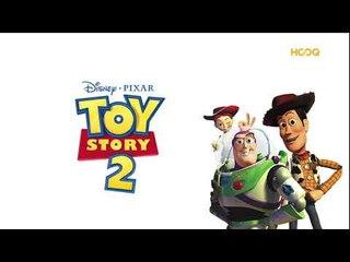 Toystory 1, 2 & 3