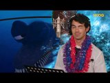 HOOQ | Hotel Transylvania 3: Joe Jonas On Giving The Kraken A Voice