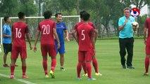 HLV Philippe Troussier nói gì về đợt đầu tập trung của U19 Việt Nam? | VFF Channel