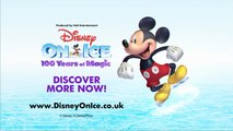 Disney On Ice 100 years of Magic coming to UK Arenas in 2019