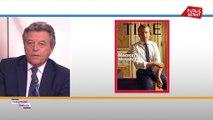 Alain Joyandet « retrouve certains traits communs » entre Emmanuel Macron et Nicolas Sarkozy