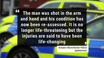 Wigan shotgun victim's injuries now said to be life-changing