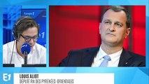"""Louis Aliot, RN, membre du XV parlementaire : """"il n'y a pas d'étiquette politique sur le terrain"""""""
