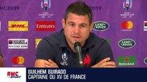 XV de France : Pour Guirado, les Bleus sont prêts à faire face à la météo capricieuse