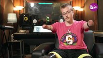 Limbless Rapper Changing The Hip Hop Game | BORN DIFFERENT