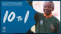 Most Memorable Moments in Rugby World Cup History  10-1
