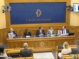 Roma - Conferenza stampa di Fucsia Fitzgerald Nissoli (19.09.19)