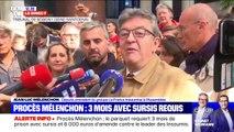"""Jean-Luc Mélenchon: """"Je n'irai pas en prison"""""""