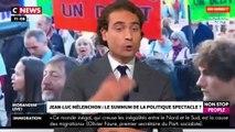 Morandini Live : Jean-Luc Mélenchon perd-il la confiance des Français ? (vidéo)