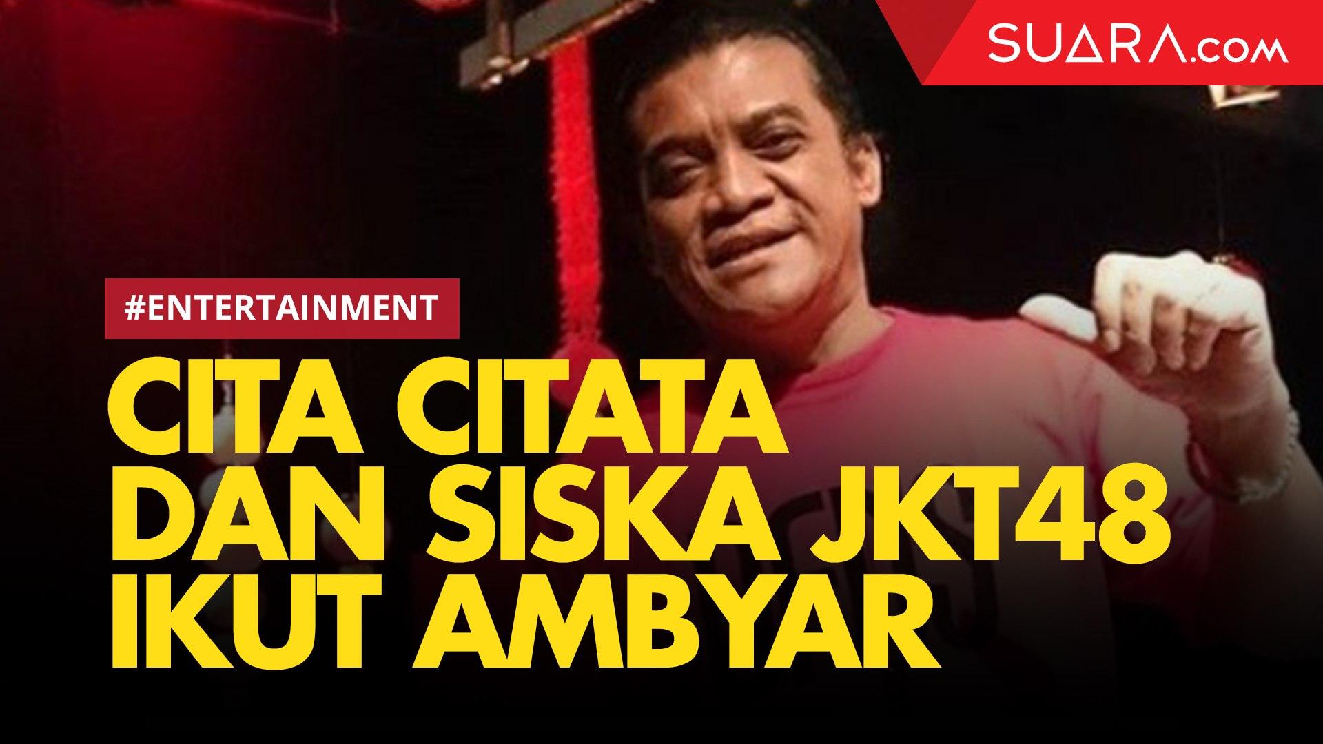 Cita Citata Dan Siska Jkt48 Meriahkan Konser Konangan Didi Kempot