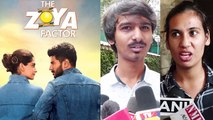 The Zoya Factor Public Review: Sonam Kapoor | Dulquer Salmaan | FilmiBeat