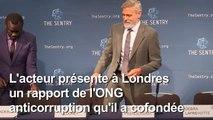 George Clooney appelle à combattre les réseaux de corruption au Soudan du Sud