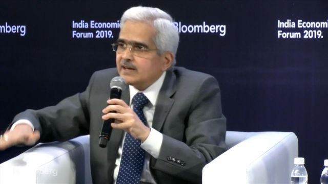 India's Central Bank Governor Das Signals More Interest Rate Cuts