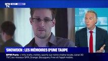 Les mémoires d'Edward Snowden, témoignages d'une taupe