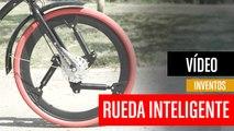[CH] SoftWheel, la rueda inteligente para bicicletas