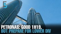 EVENING 5: Solid 1H for Petronas, but be prepared for lower dividends