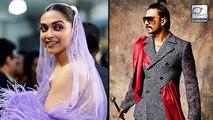 Deepika Padukone TROLLS Ranveer Singh For His WEIRD IIFA Outfit
